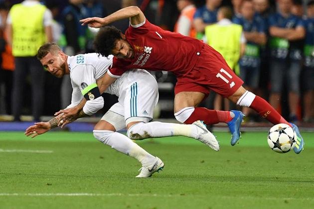 Ramos gap bao du luan