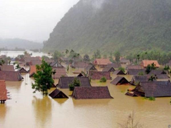 Mơ thấy lũ lụt chơi lô đề con nào