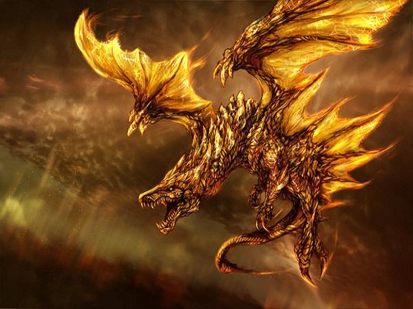 Mơ thấy rồng đánh con gì?