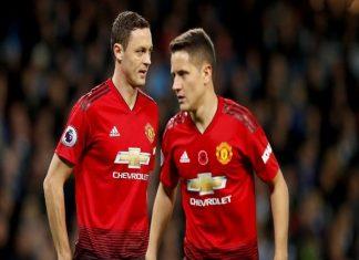 """Herrera cùng Matic là hai người nắm giữ hai chân trong """"chiếc ghế bốn chân United""""."""