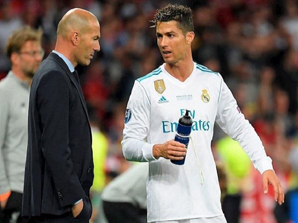 Không có Ronaldo, Zidane tầm thường hệt như Solari!