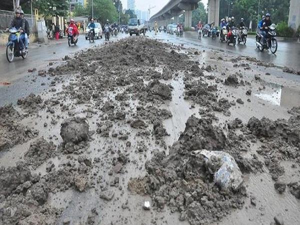 Vì sao lại mơ thấy bùn đất?