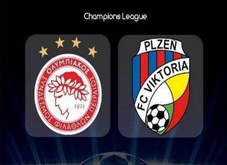 Dự đoán Olympiakos vs Viktoria Plzen, 1h30 ngày 31/07