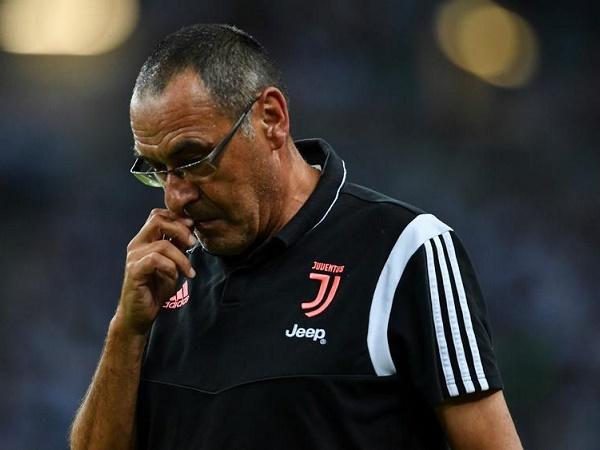 Ban lãnh đạo Juventus nổi cáu với HLV Sarri