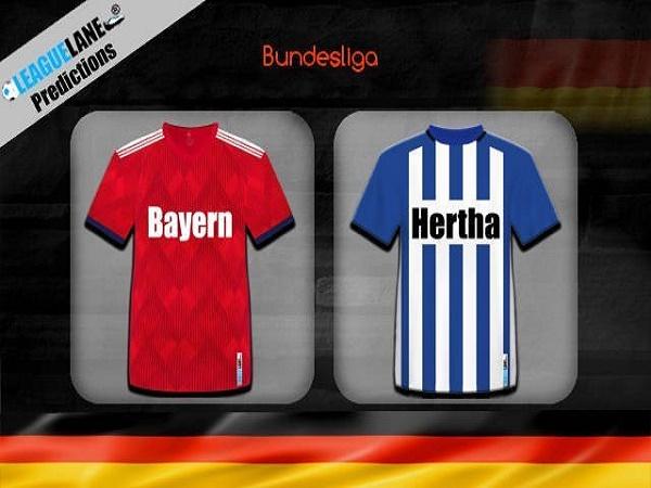 Soi kèo Bayern Munich vs Hertha Berlin 1h30, 17/08 (VĐQG Đức)