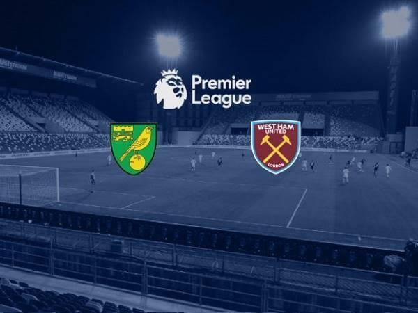 Soi kèo Norwich vs West Ham 18h30, 11/07 - Ngoại Hạng Anh