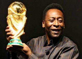 Top 5 cầu thủ xuất sắc nhất thế giới mọi thời đại