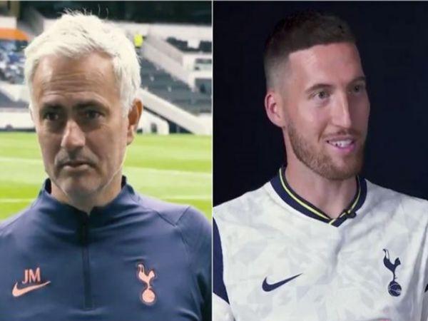 Chuyển nhượng trưa 31/8: Mourinho chia sẻ về tân binh Doherty