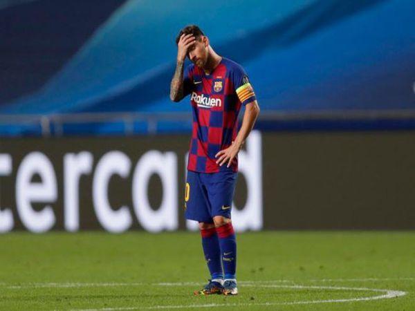 Tin bóng đá Barca 18/8: Messi muốn rời Barca là điều bình thường