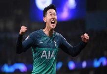 Cổ máy tốc độ Tottenham – Son Heung-Min