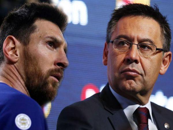 Tin bóng đá trưa 21/9: Chủ tịch Barca lên tiếng khi bị Messi chỉ trích