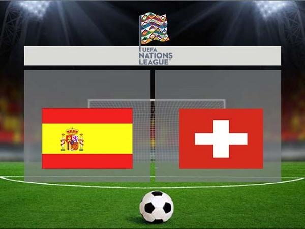 Soi kèo Tây Ban Nha vs Thụy Sĩ 01h45, 11/10 - UEFA Nations League
