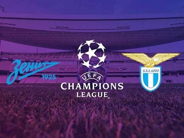 Soi kèo Zenit vs Lazio, 0h55 ngày 05/11, Cúp C1 Châu Âu