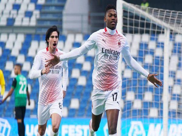 Bóng đá QT tối 21/12: Sao trẻ Milan ghi bàn nhanh nhất lịch sử Serie A