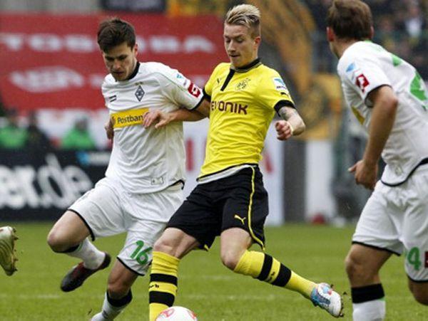 Soi kèo Monchengladbach vs Dortmund - 02h30 23/1, Bundesliga