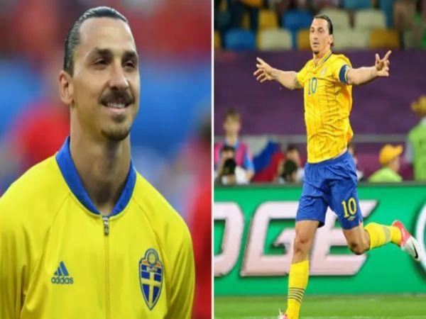Bóng đá QT sáng 17/3: Ibrahimovic trở lại ĐT Thụy Điển sau 5 năm