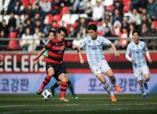 Soi kèo Ulsan Hyundai vs Pohang Steelers, 14h30 ngày 13/3