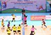 Kích thước sân bóng chuyền theo tiêu chuẩn FIVB