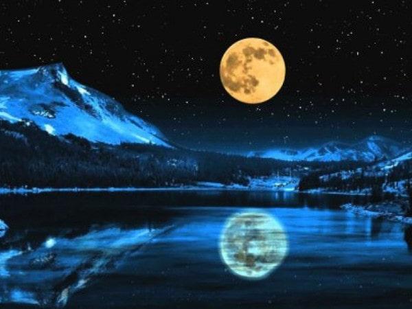 Nằm mơ thấy trăng đánh con gì dễ trúng, có điềm báo gì
