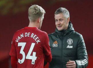 Bóng đá Anh hôm nay 1/6: Van de Beek hẹn gặp HLV Solskjaer