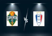 Soi kèo Châu Á Gangwon vs Suwon Bluewings (17h00 ngày 11/8)