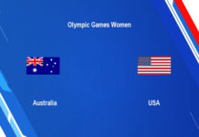 Soi kèo Nữ Australia vs Nữ Mỹ – 15h00 05/08, Olympic Tokyo