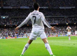 Chiều Cao Của Ronaldo - Những tiểu xảo ăn gian chiều cao của Ronaldo