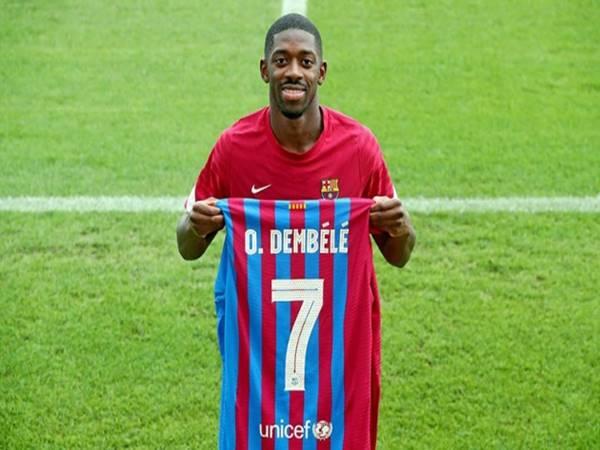 Chuyển nhượng 22/9: Vì Dembele, Barca từ chối ký siêu sao Liverpool