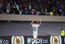 Tin BĐQT 11/10: Messi ghi siêu phẩm giúp Argentina thắng Uruguay